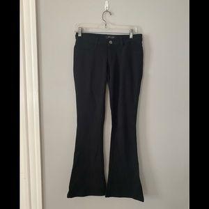 Seven 7 Pants Size 4 Black Mint!